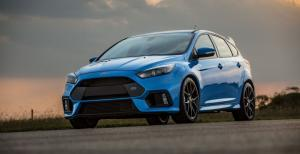 2016 Ford Focus RS by Hennessey